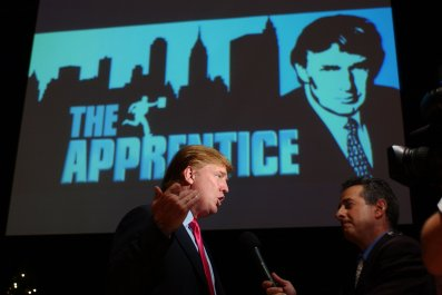 Donald Trump 'The Apprentice'
