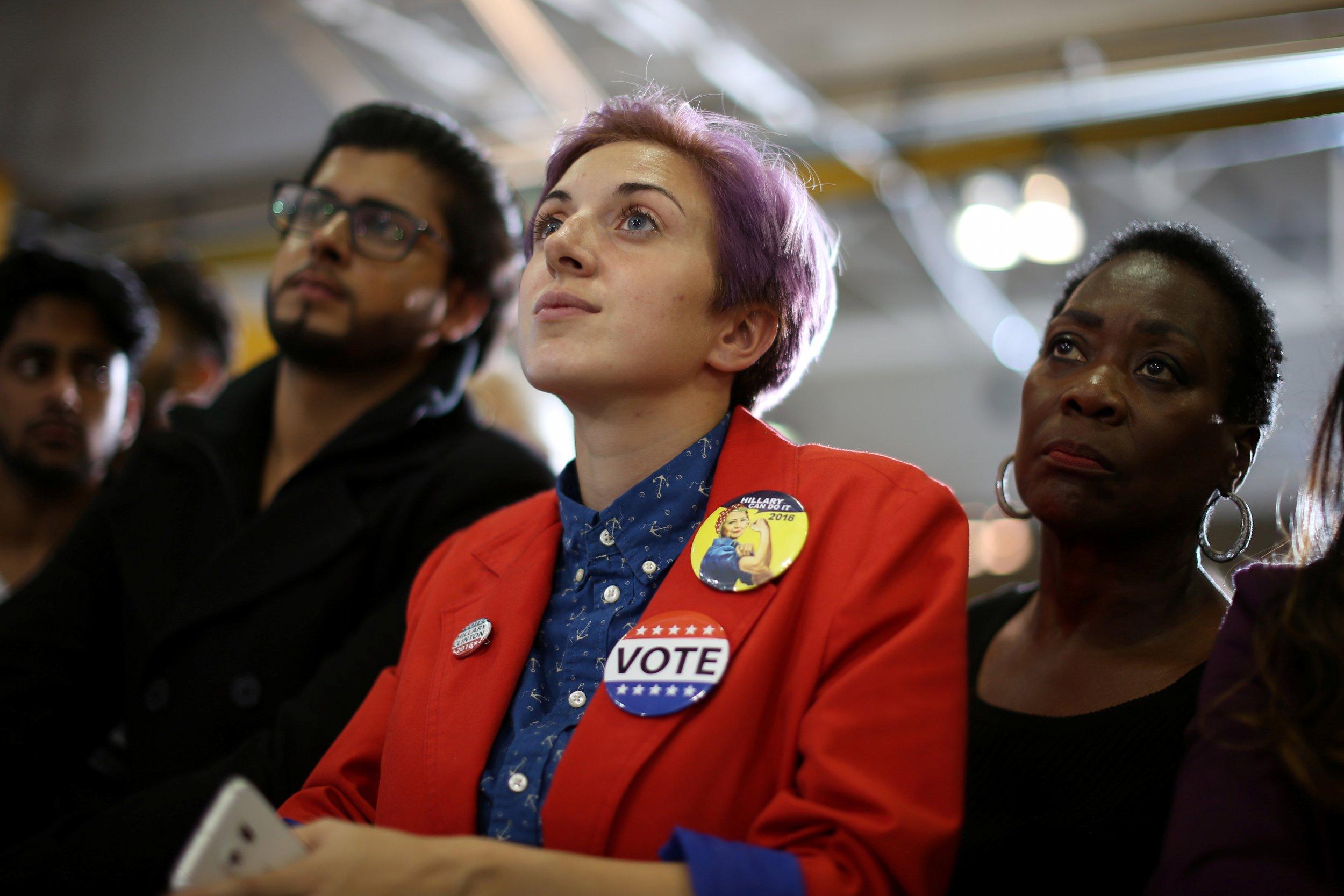 voter reg rally reuters