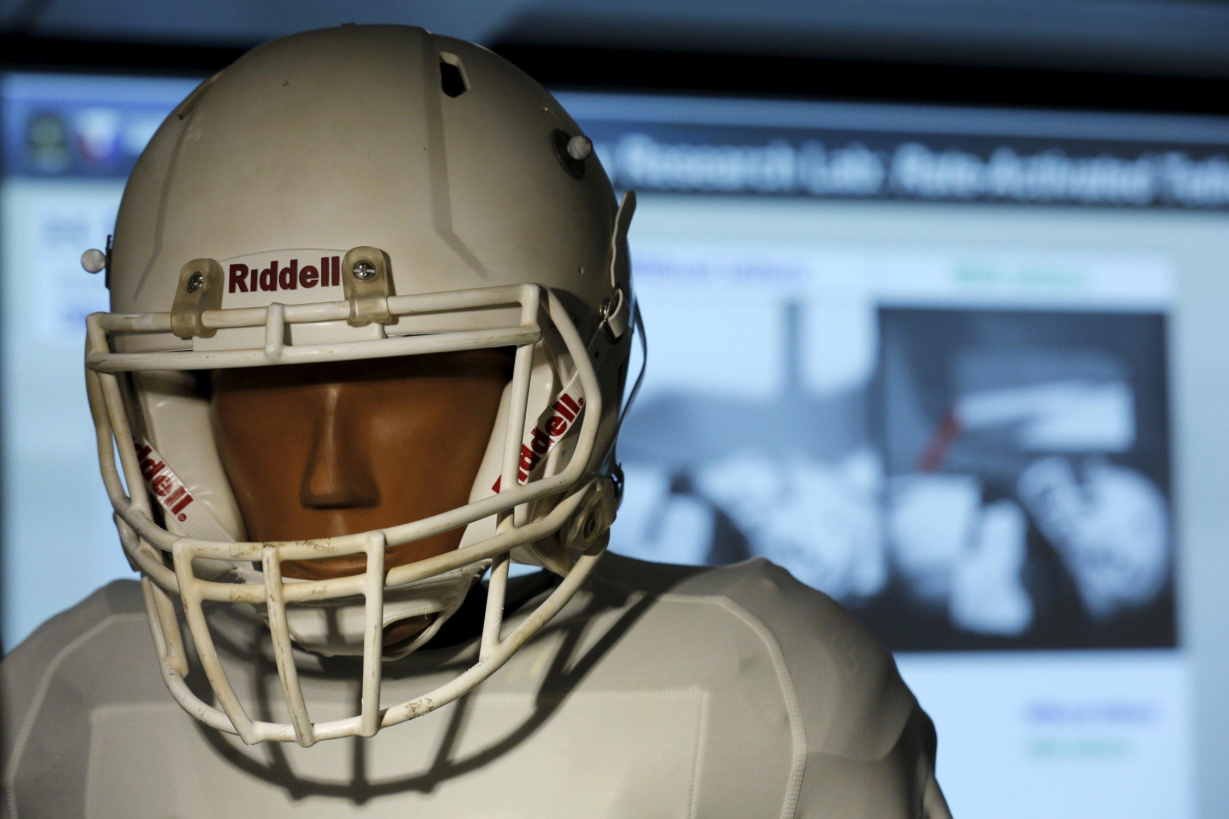 Concussion helmet