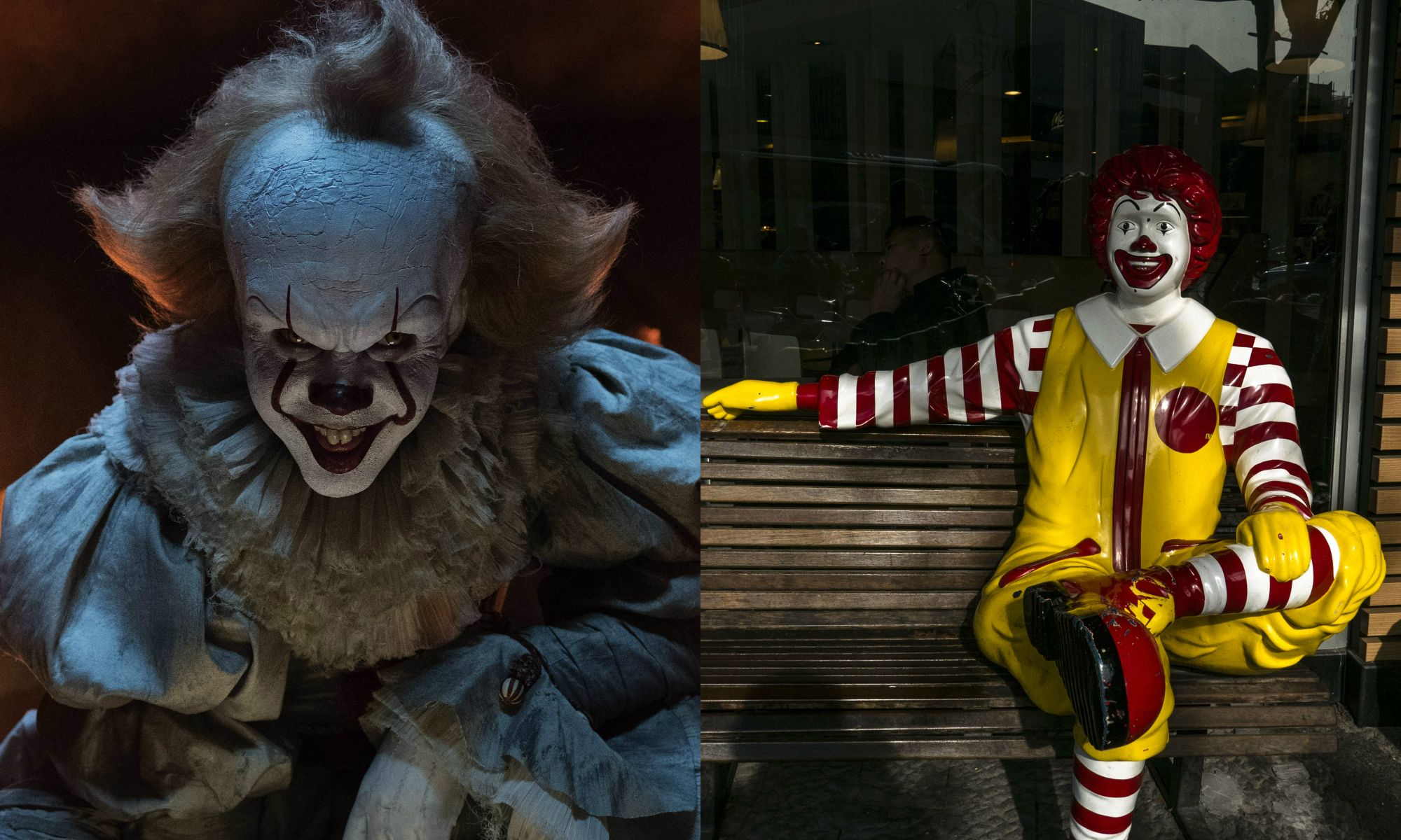 Burger King Russia Wants 'It' Movie Banned Because Pennywise the