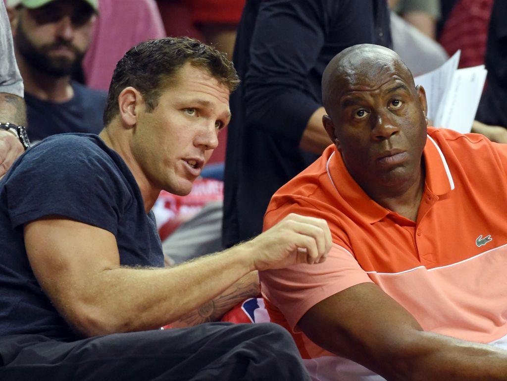 LA Lakers's Resurgence Has Nothing to Do With Scoring, Luke Walton Says