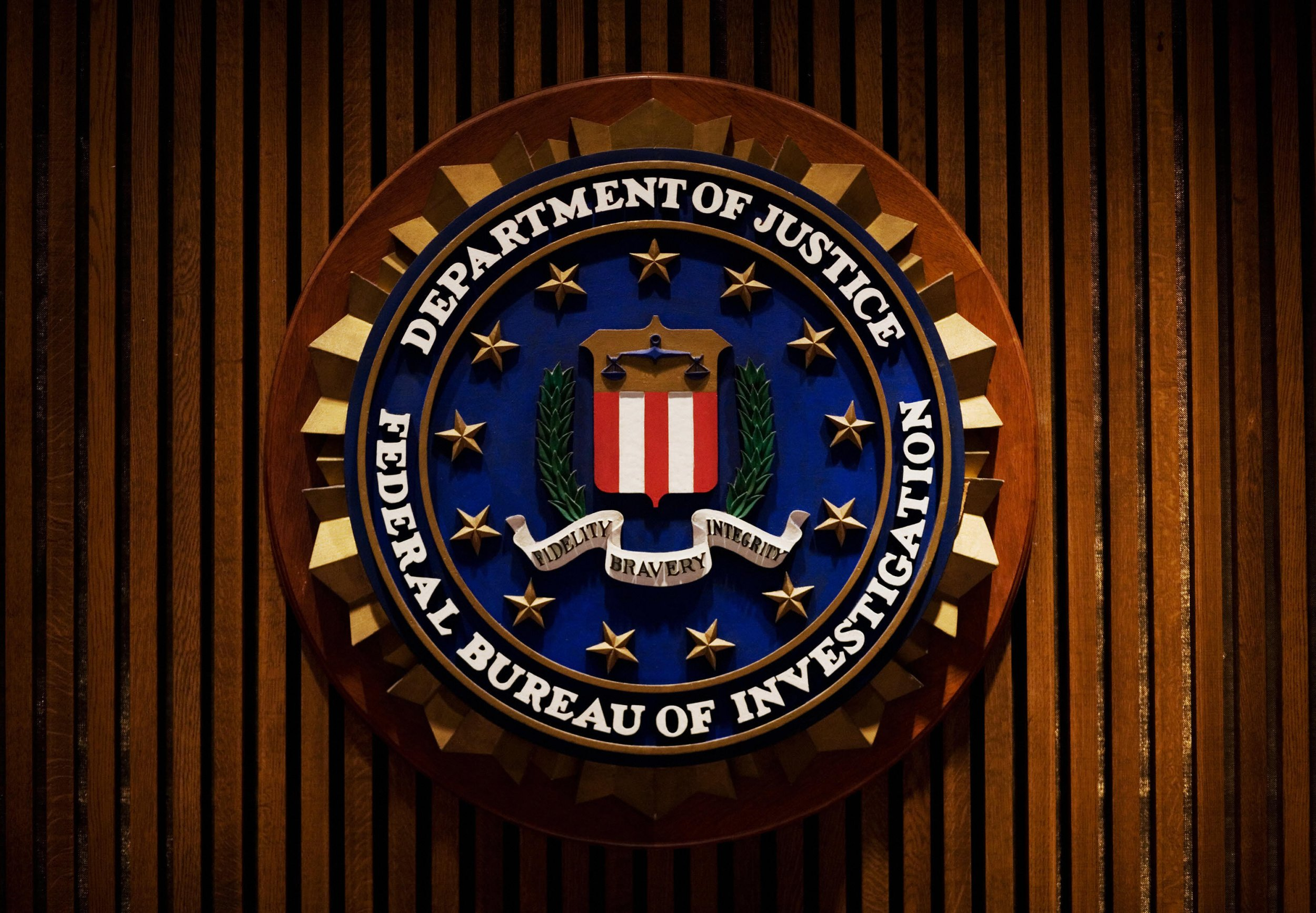 dept of justice federal bureau of prisons