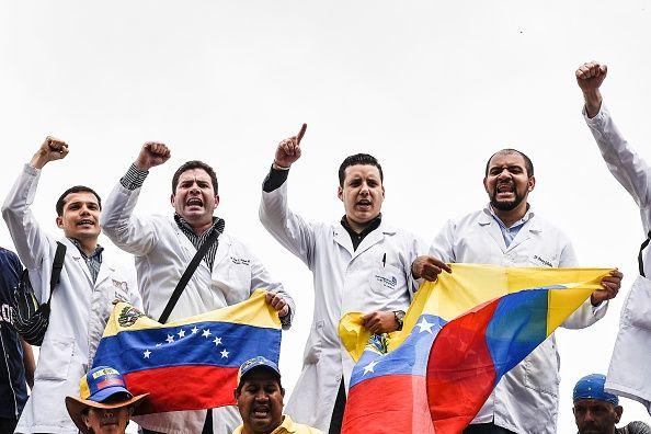 Venezuelan Doctors