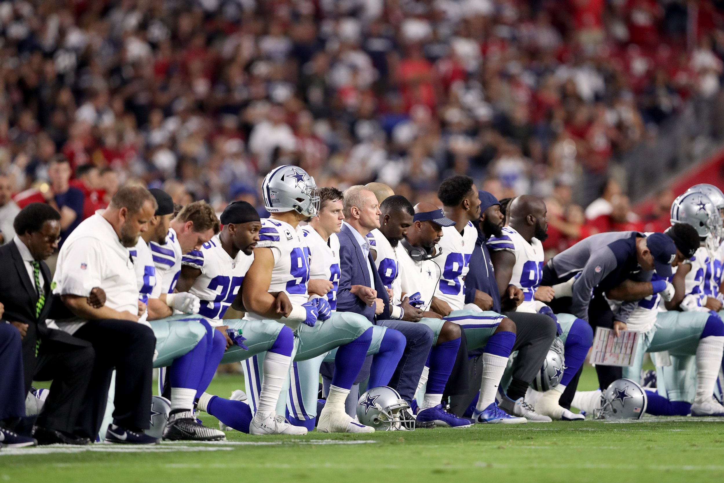 Louisiana High School Orders Athletes to Stand During Anthem—But Is It Legal?