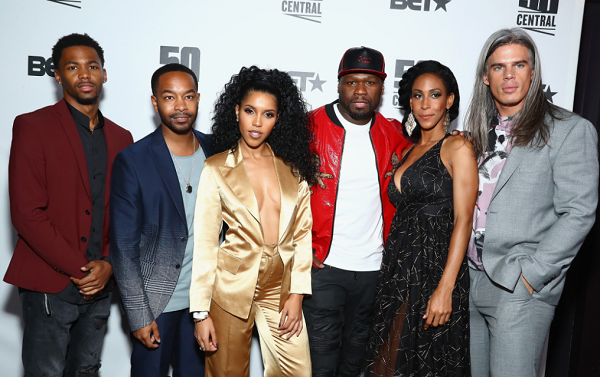 '50 Central' on BET is the new 'Punk'D'