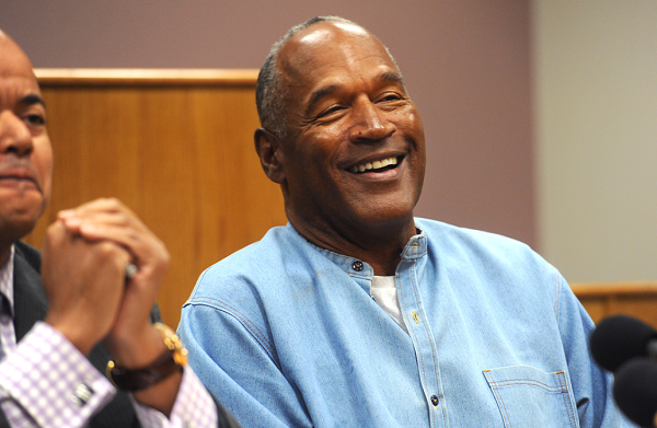 O.J. Simpson may be released from prison soon