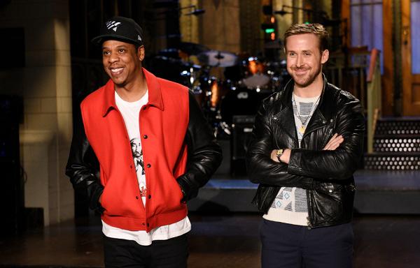 "Jay Z and Ryan Gosling will host ""Saturday Night Live's"" season 43 premiere"