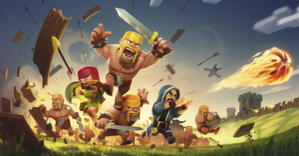 How 'Clash Of Clans' Became A Social Empire For Your Phone