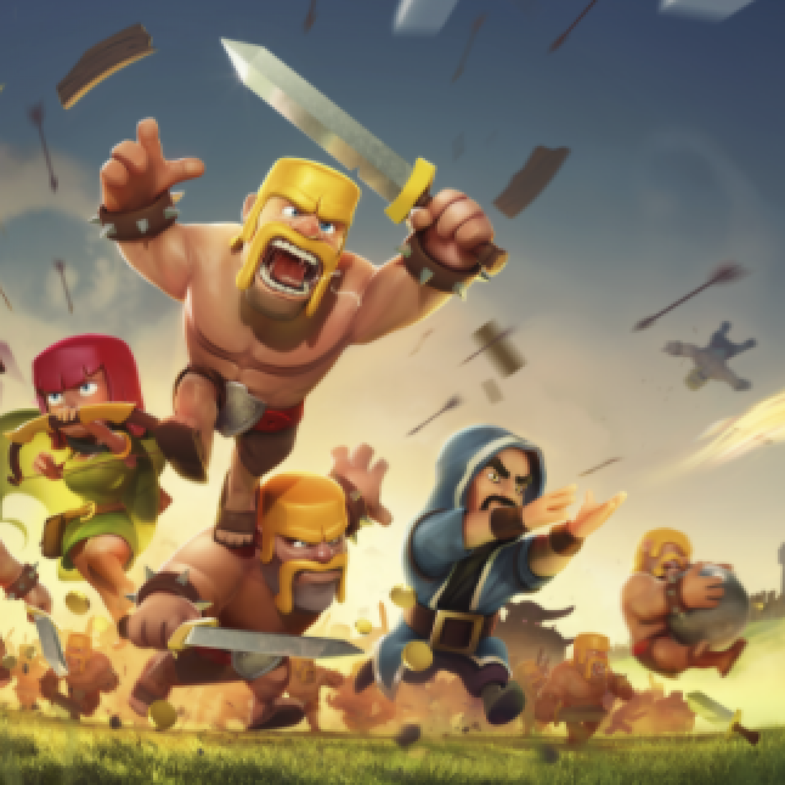 How Clash Of Clans Became A Social Empire For Your Phone