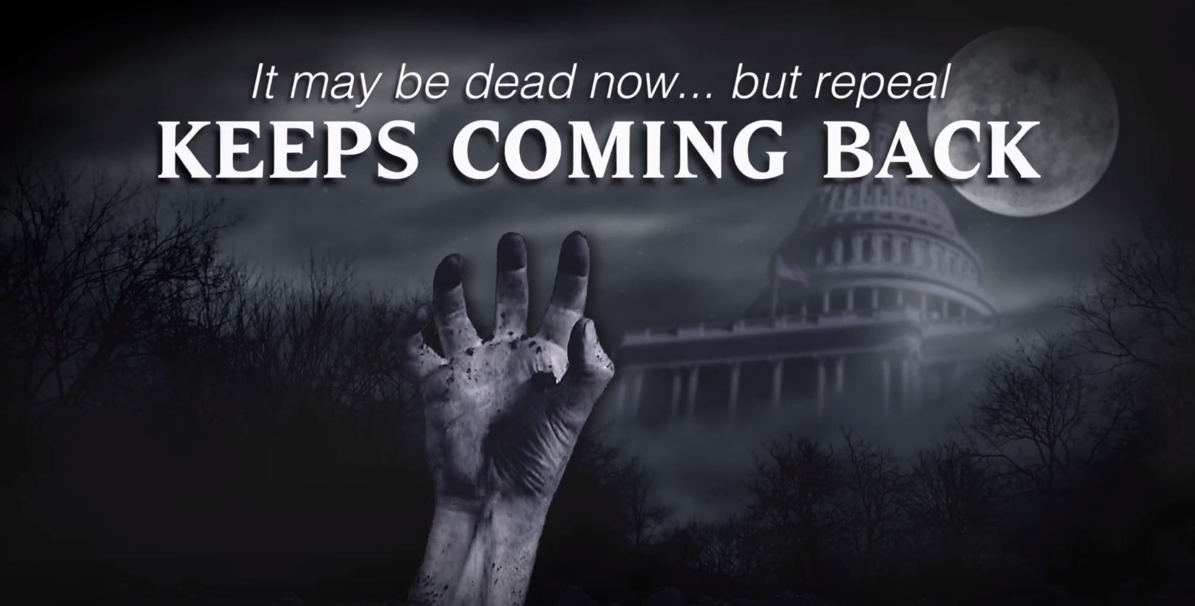 repeal zombie