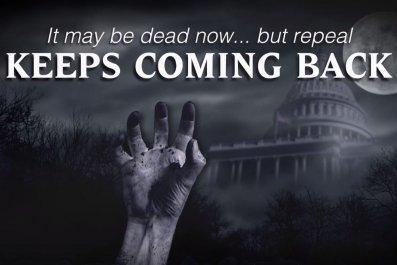 repeal zombie