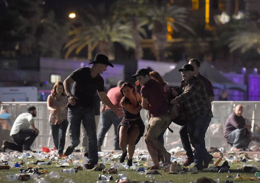 Las Vegas Gun Laws: Open Carry, Concealed Weapons, Machine