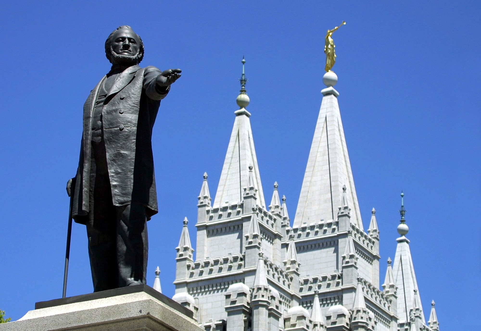 Mormon Church Condemns Nationalism and Racism As 'Morally