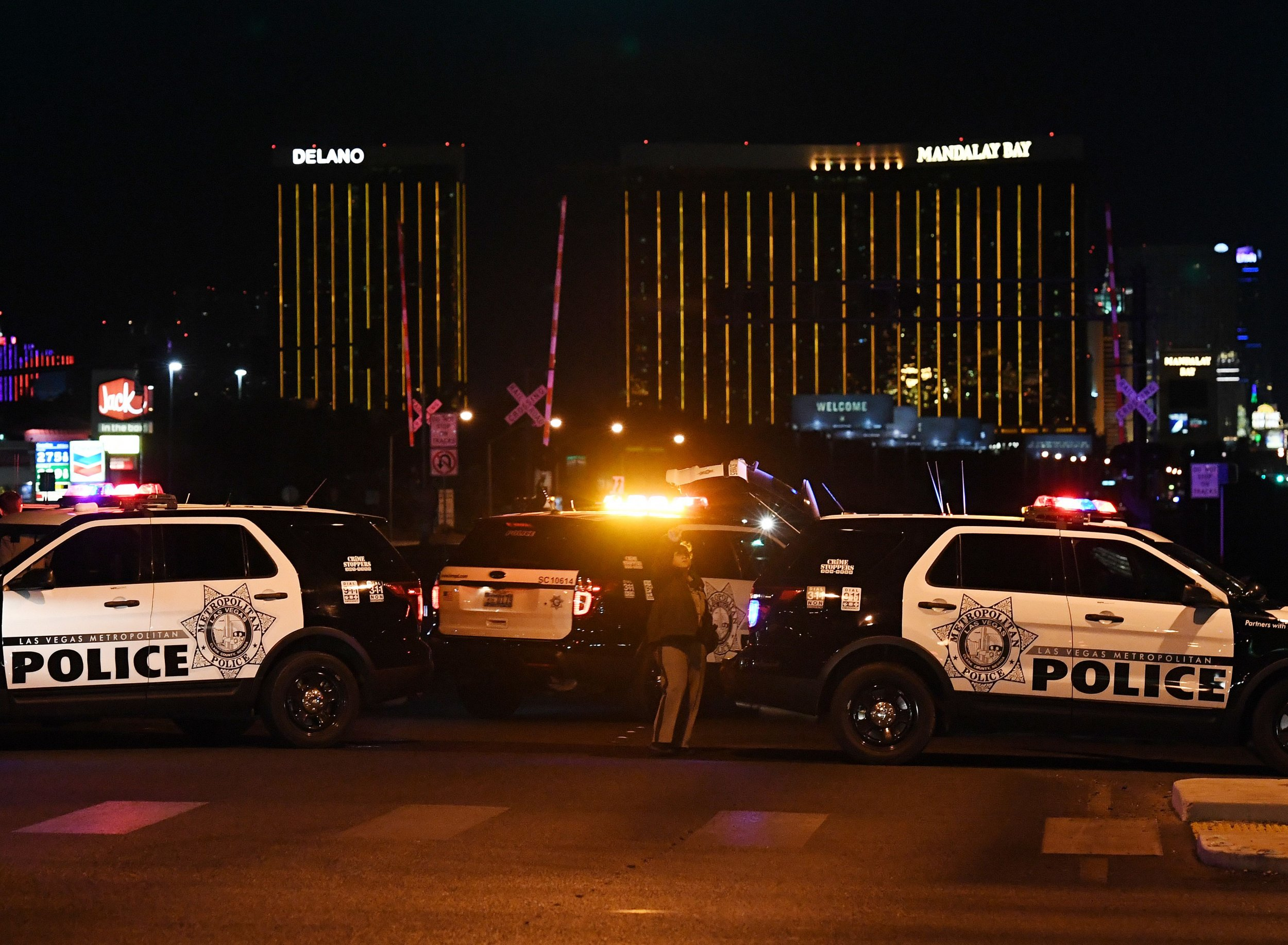 Trump Gun Laws Las Vegas shooting