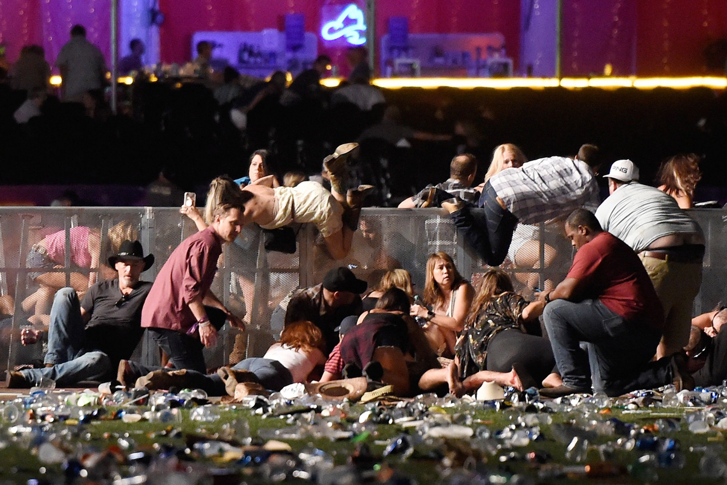 Las Vegas Mass Shooting