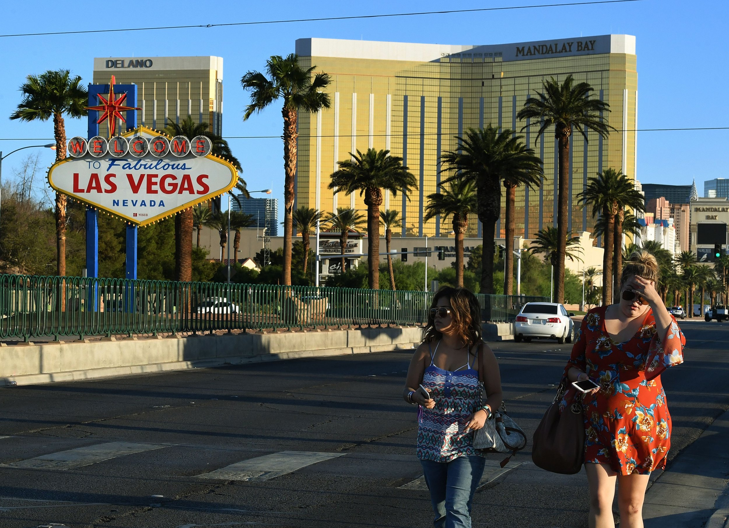 Las Vegas Shooting Recovery Will Cost At Least 600 Million