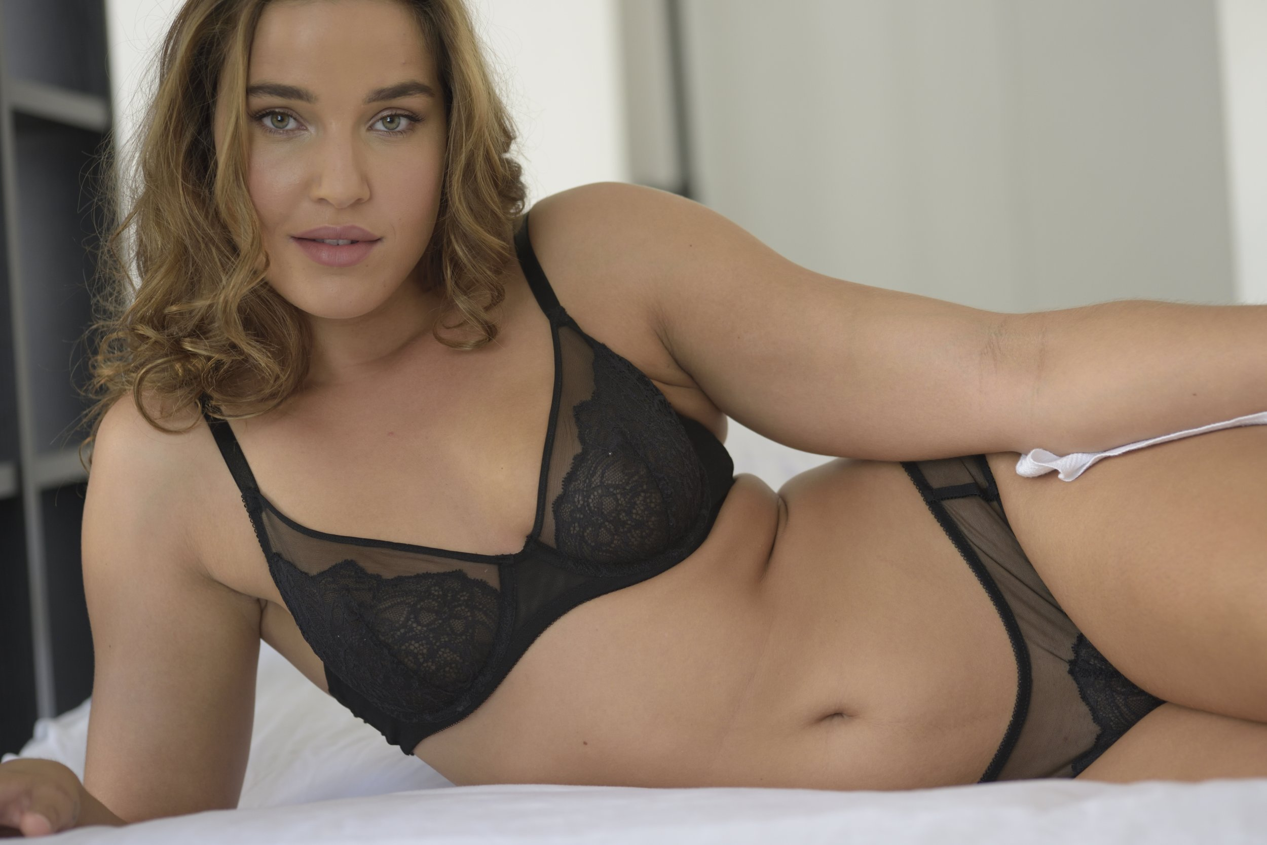 1990aaa5f42 Sexy Bras for Everyone! Model Launches Lingerie Line for the Women ...