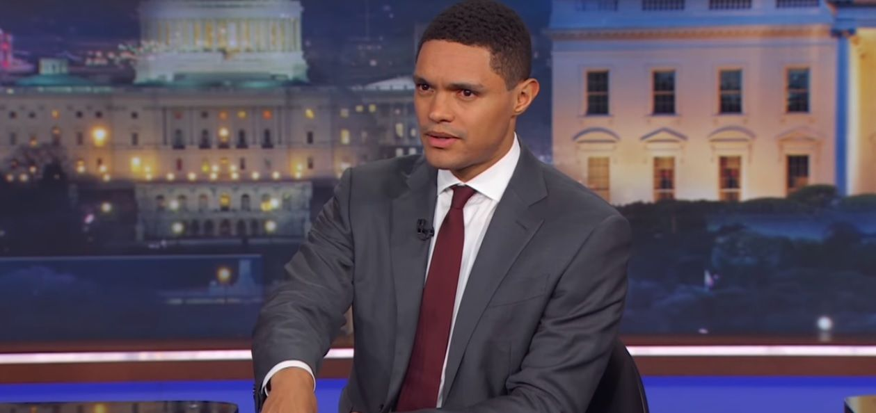 Trevor Noah talks Las Vegas shooting