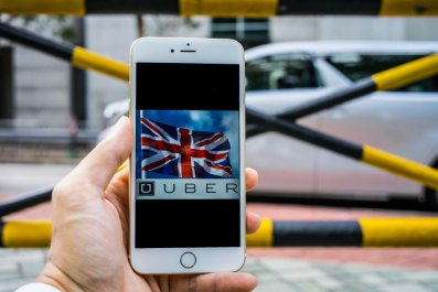 Uber London ban CEO Khosrowshahi