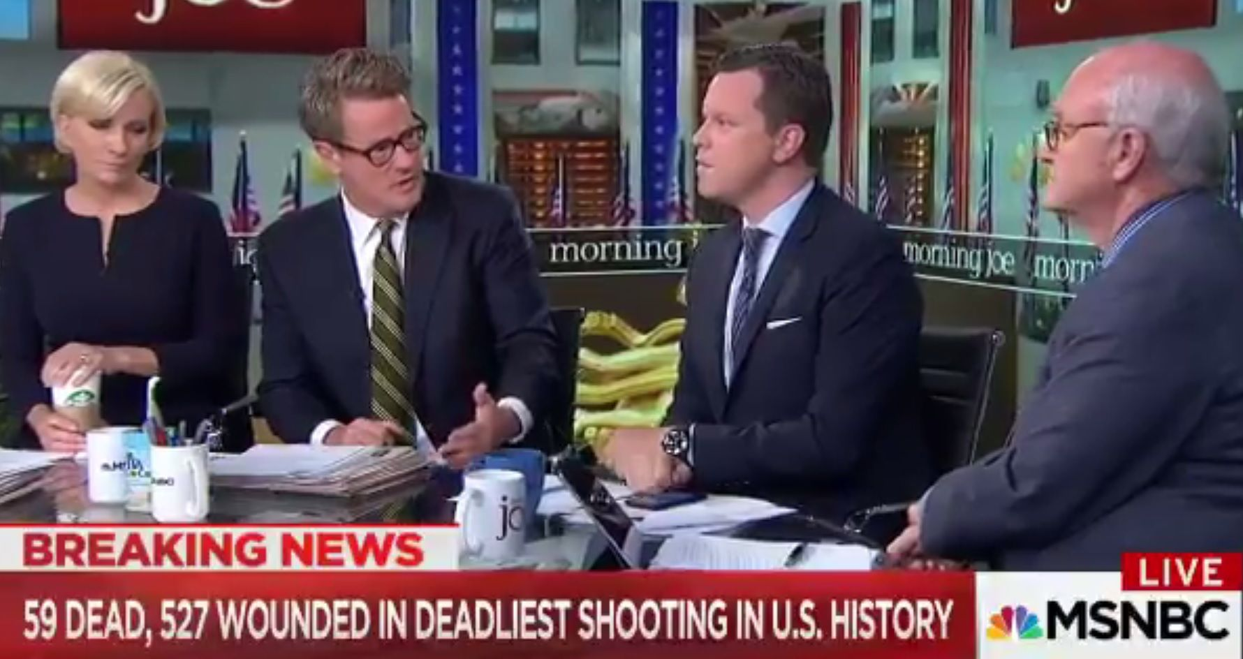 Morning Joe: Trump 'unkind' and 'brutal'