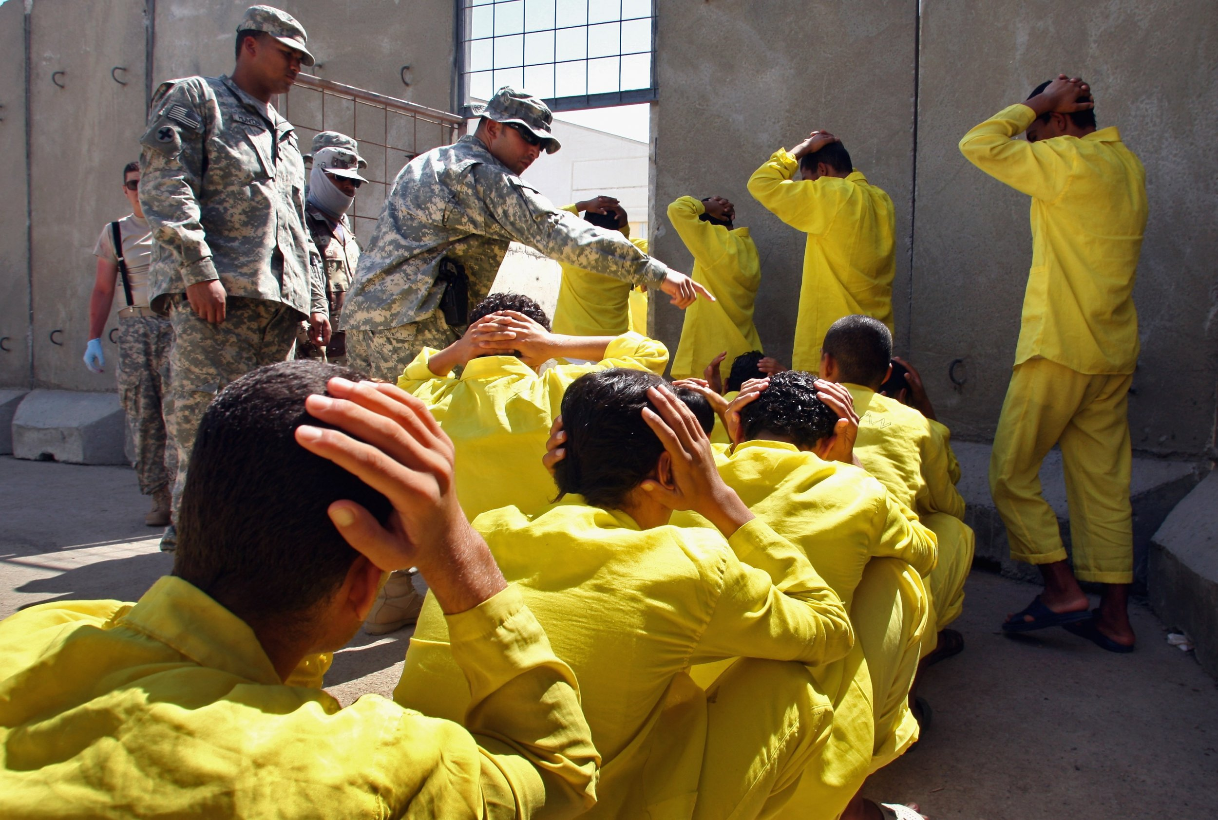 CIA and U.S. Armed Forces May Have Tortured Detainees in