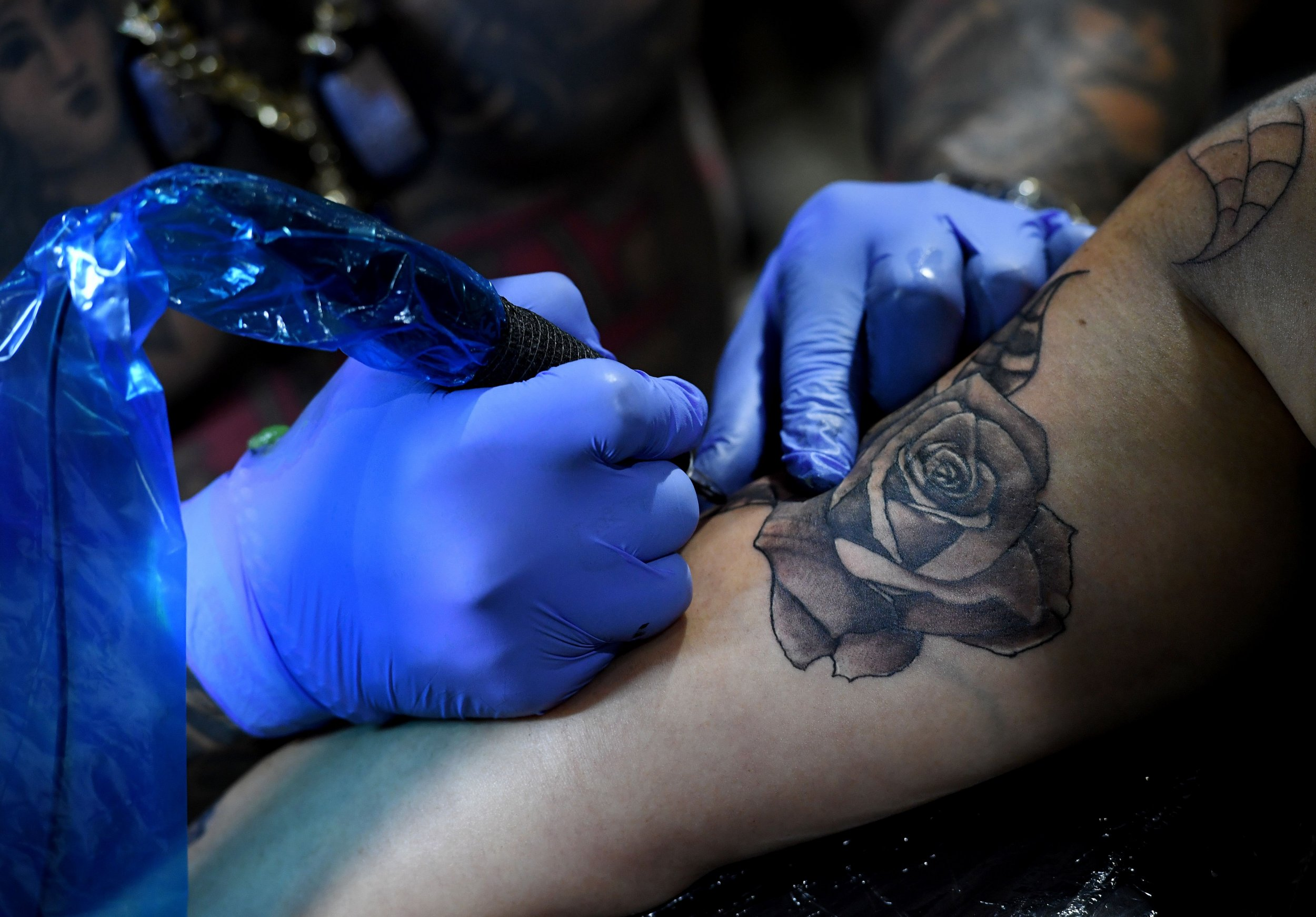 Armpit Lumps Filled With Tattoo Ink Blamed For Womans Cancer