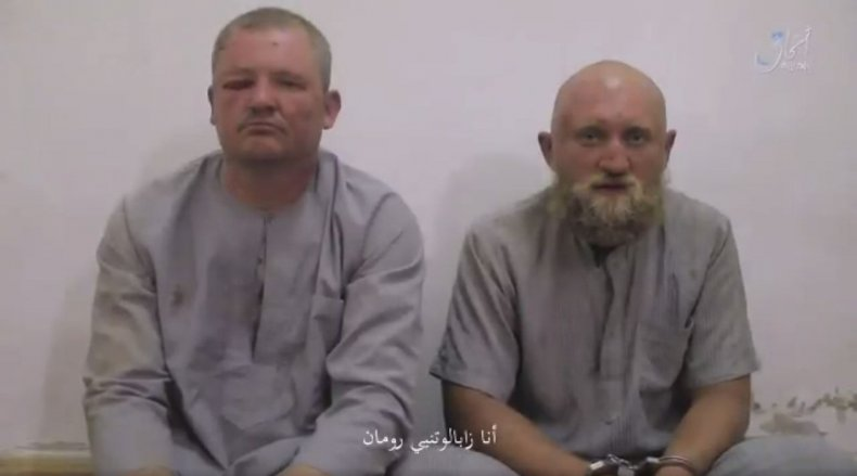 Isisrussianhostages