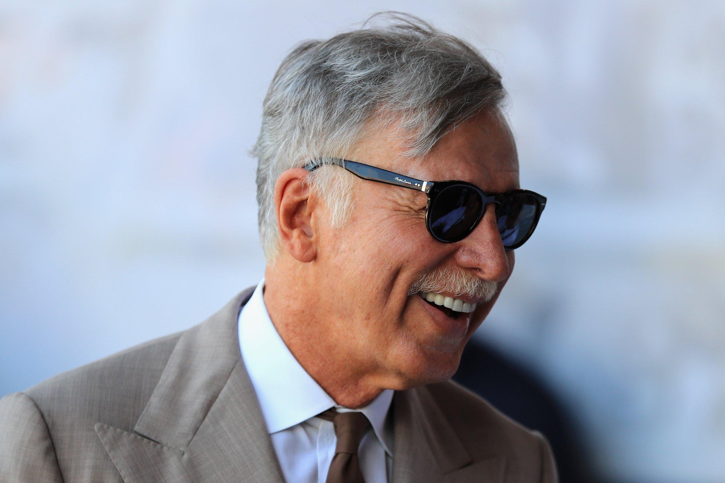 Los Angeles Rams owner Stan Kroenke.