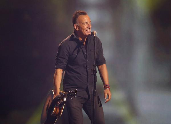 Bruce Springsteen's iTunes Favorites Include Kanye West