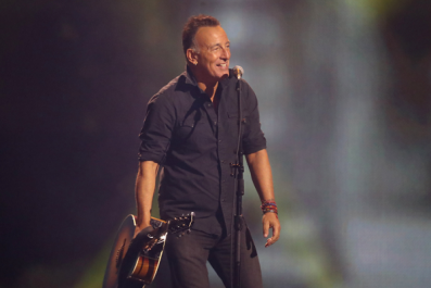 Bruce Springsteen's iTunes Favorites Include Kanye West