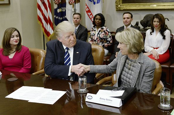 Trumps Education Pick Says Reform Can >> Trump Picks Deputy Education Secretary With More Experience Than