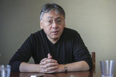 Kazuo Ishiguro, Nobel Prize for literature winner 2017