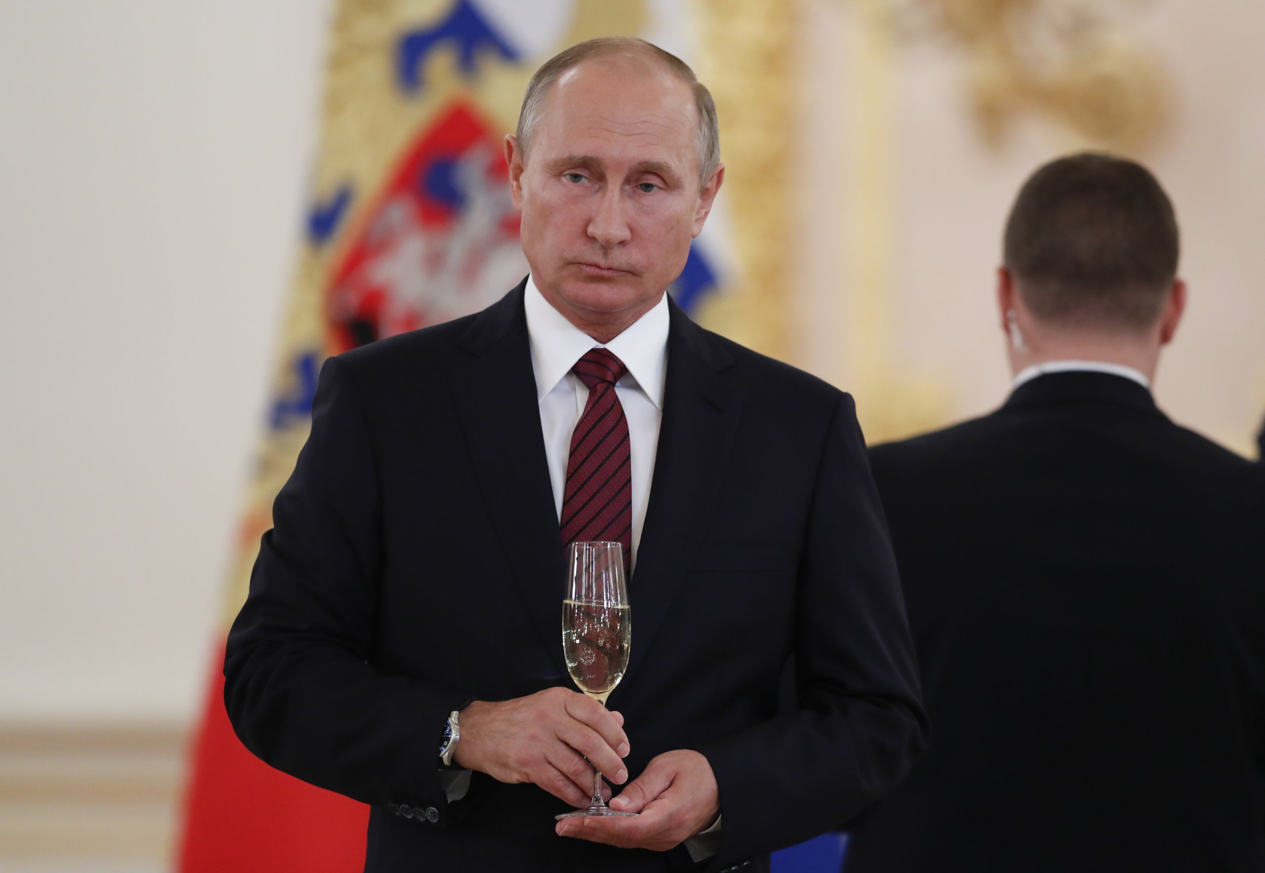 Vladimir Putin S Birthday Protests Call For His Exit As He Hits Retirement Age Under Russian Law