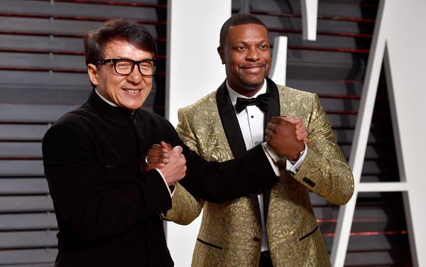 Jackie Chan And Chris Tucker Rush Hour 4 62666 | BAIDATA