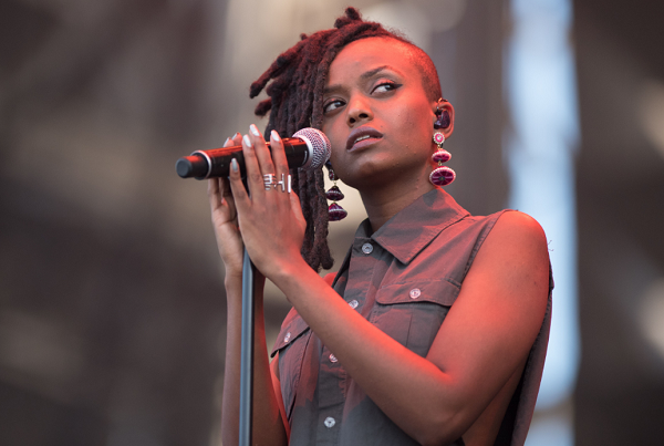 "Kelela gets candid about her new album ""Take Me Apart"""