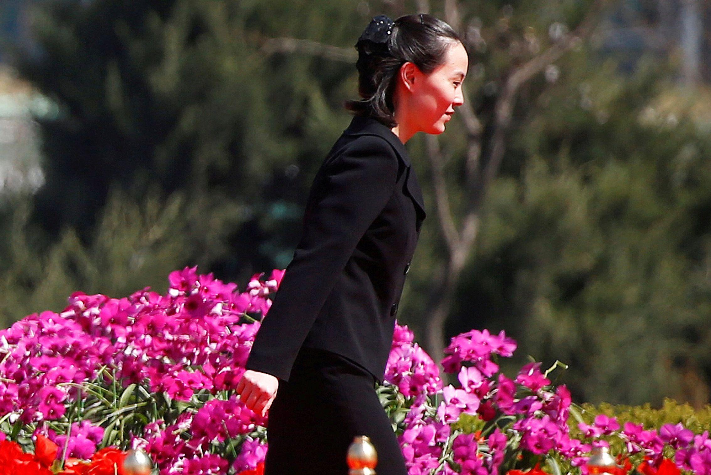 10_09_Kim Yo Jong