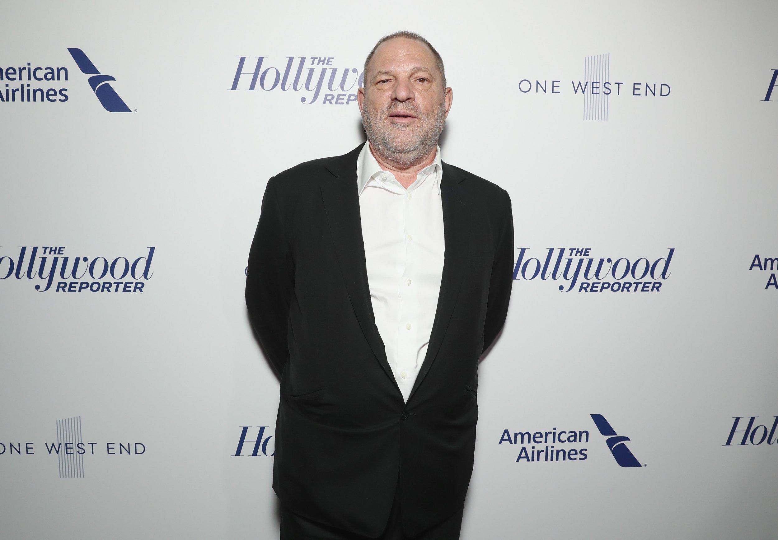 Harvey Weinstein fired