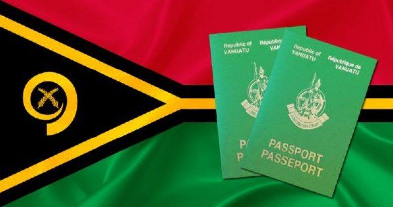 vanuatu passport bitcoin citizenship