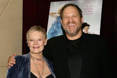 "Judi Dench: Weinstein claims are ""horrifying"""