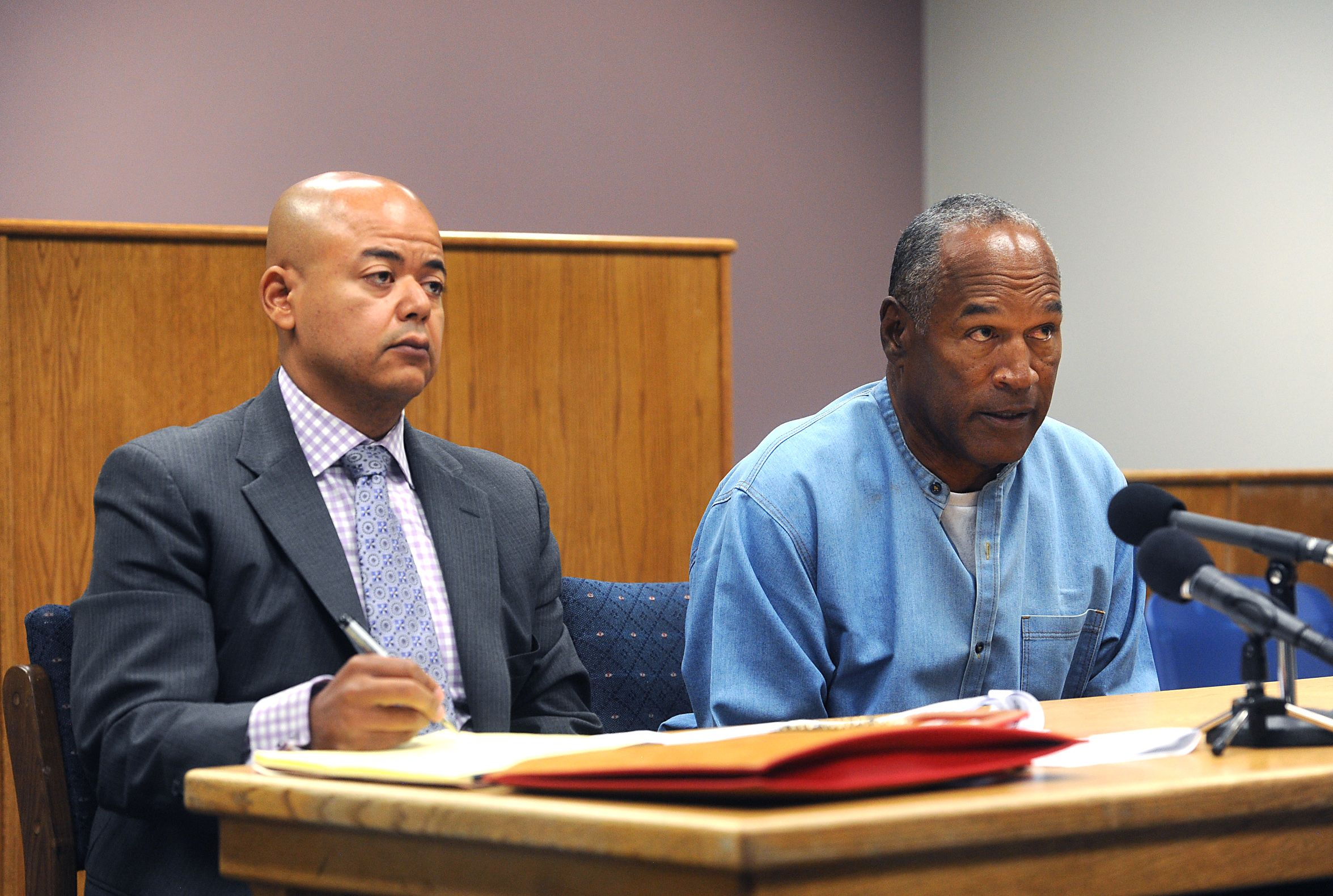 O.J. Simpson interview turned down by TV networks