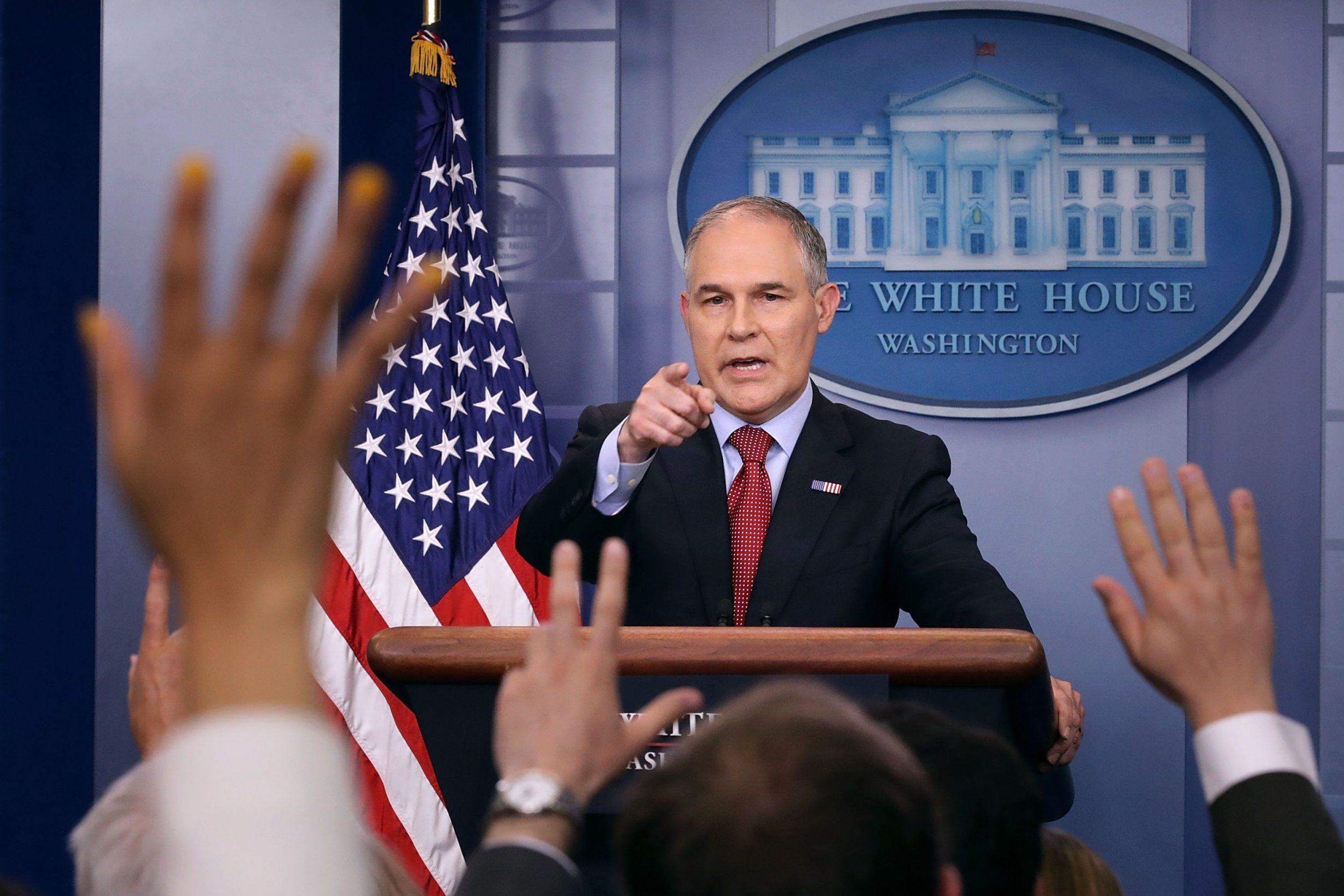 Scott Pruitt's EPA will repeal the Clean Power Plan, which Americans actually like