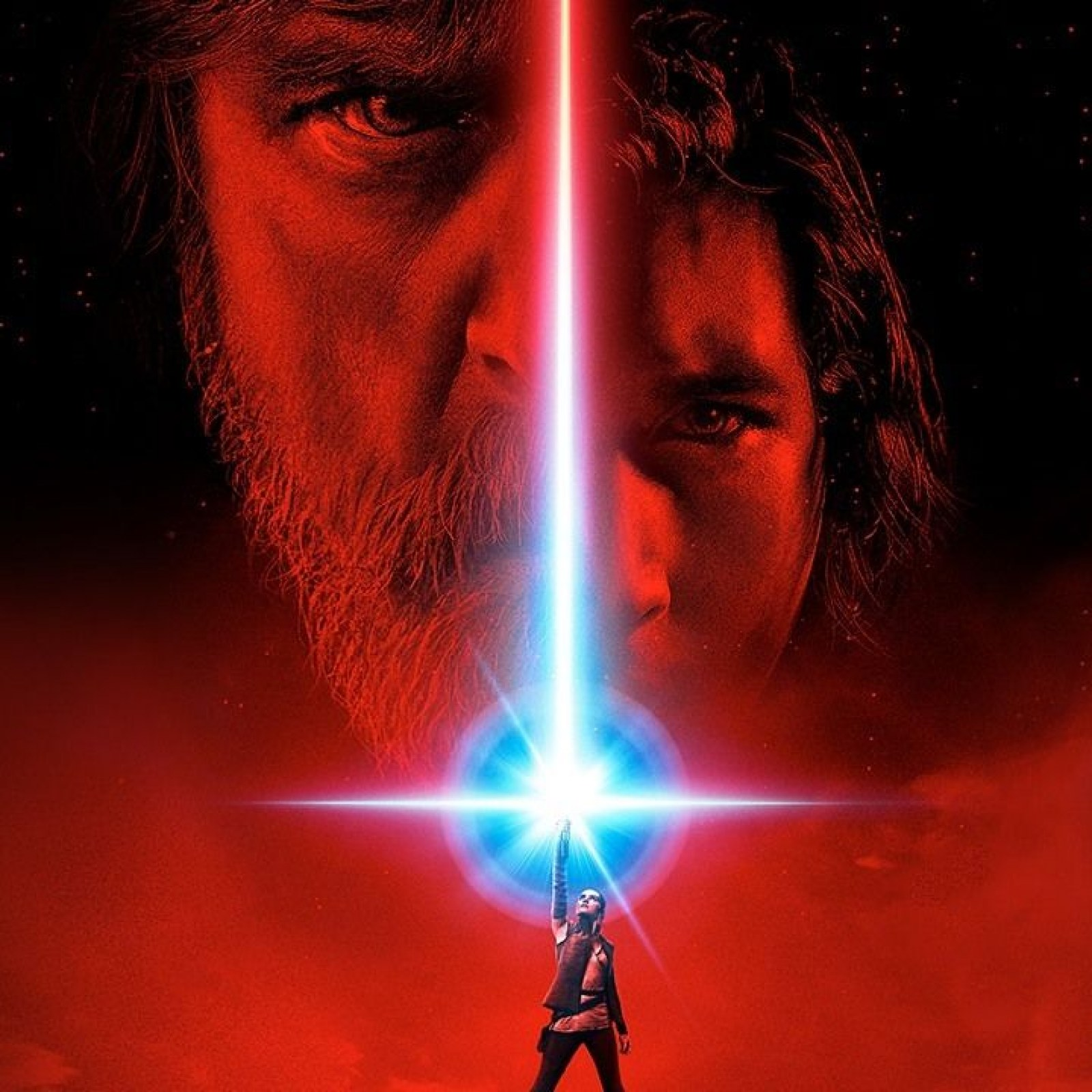 Star Wars The Last Jedi Trailer Teases Rey S Dark Side