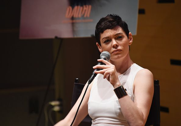 Rose McGowan is back on Twitter, what will she say next?