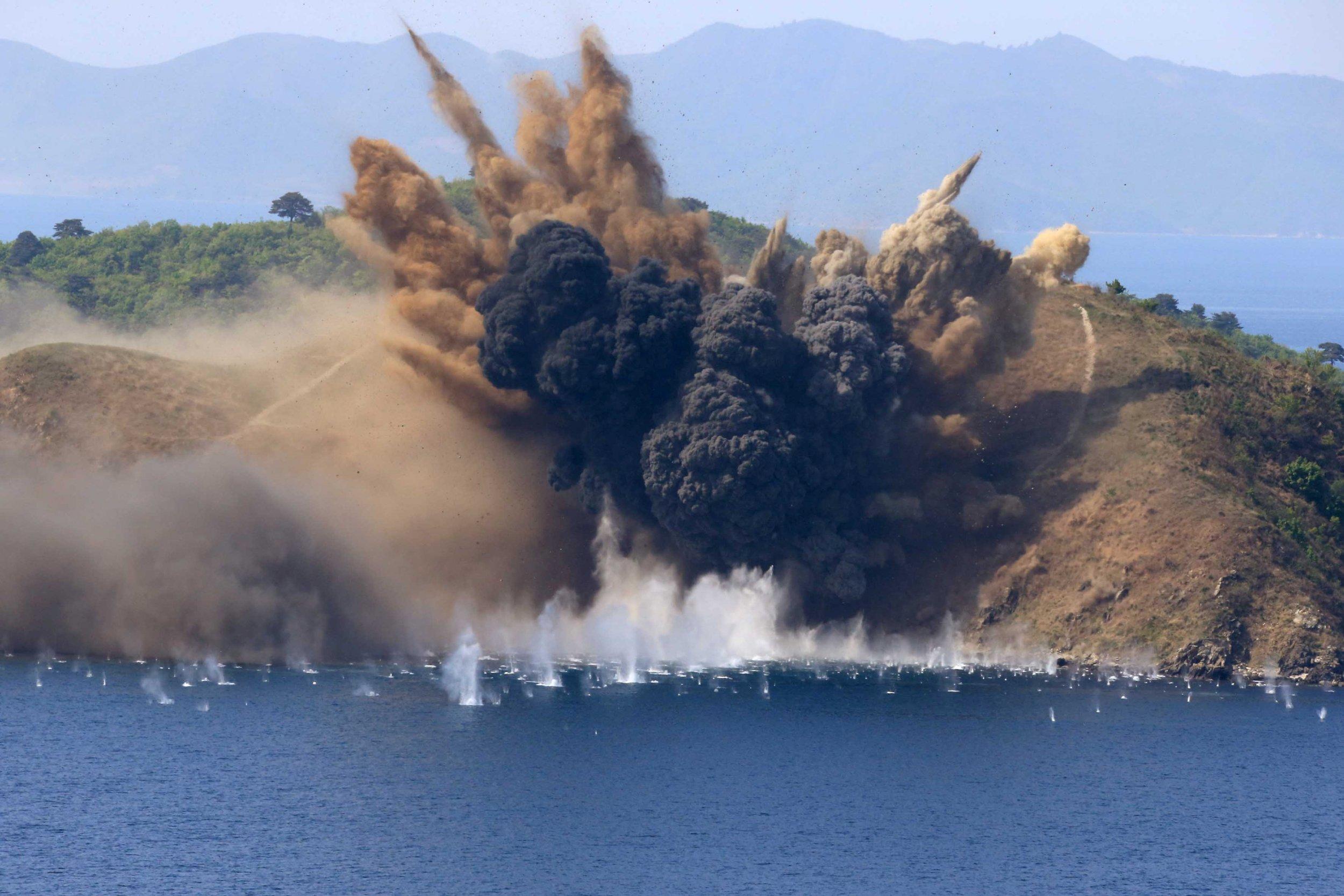 10_10_North Korea Drill