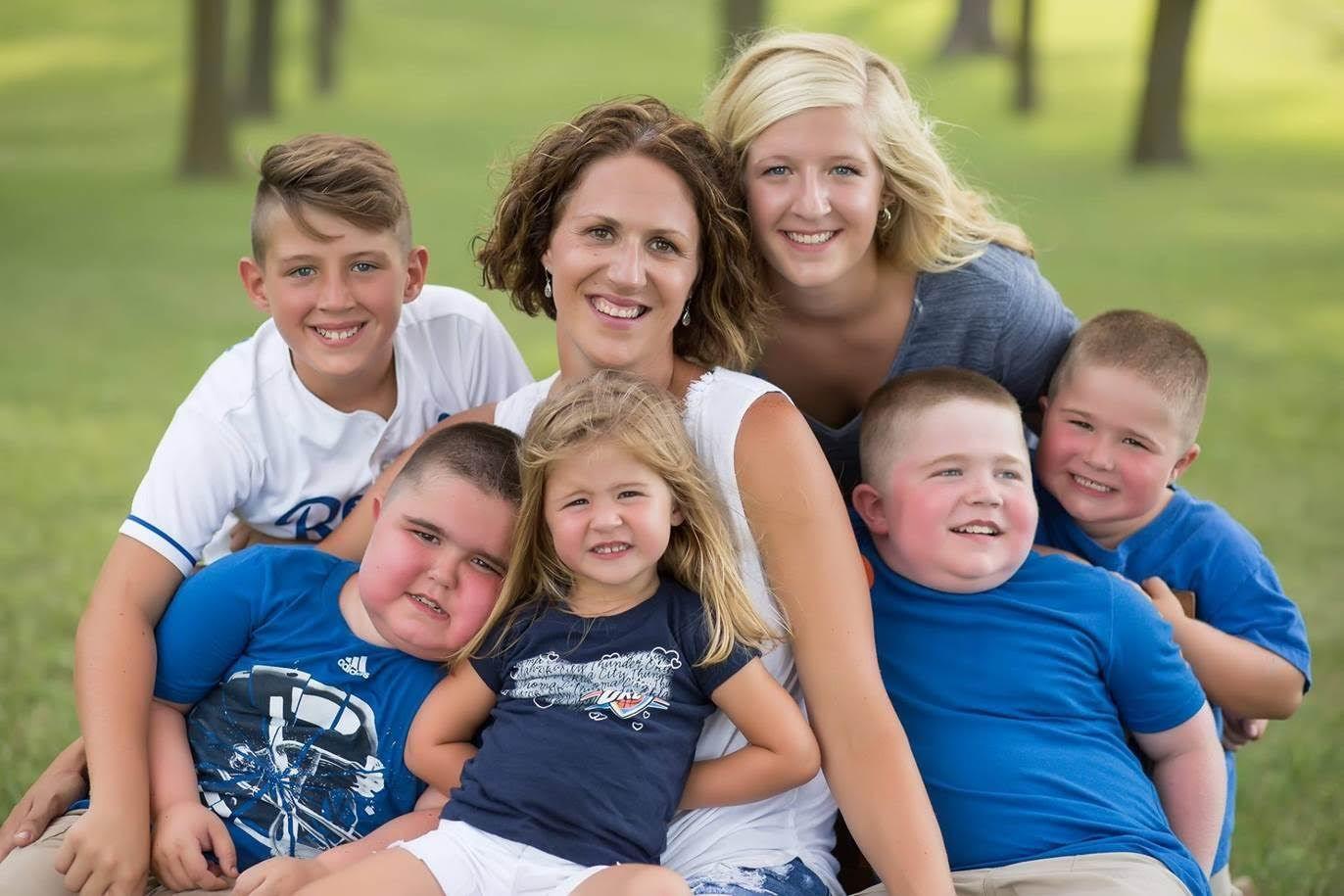 The Vertins Family