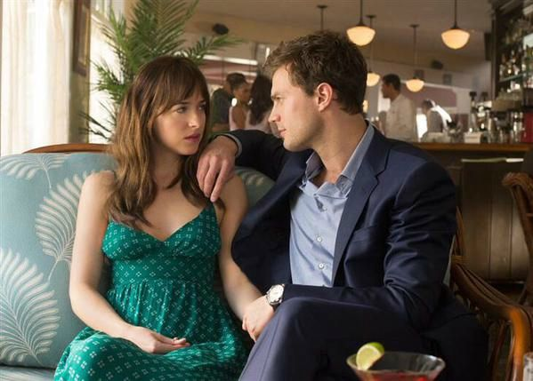 Fifty Shades E L James Still Profiting From Twilight Fan Fiction With Christian Grey Book