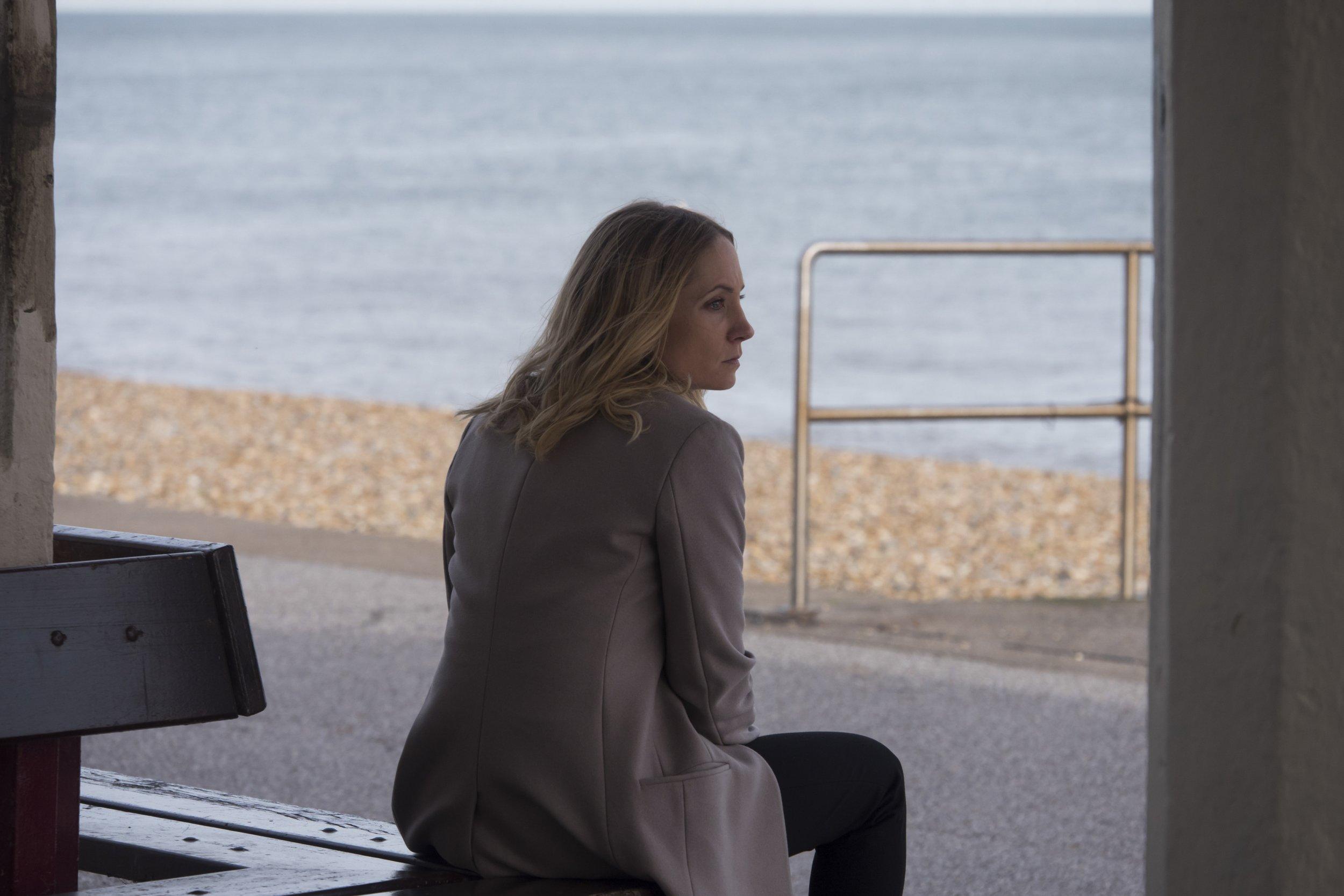 Joanne Froggatt in SundanceTV's 'Liar'