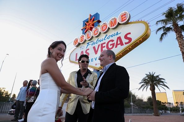married hook up in vegas