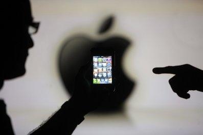 iphone app steals passwords apple