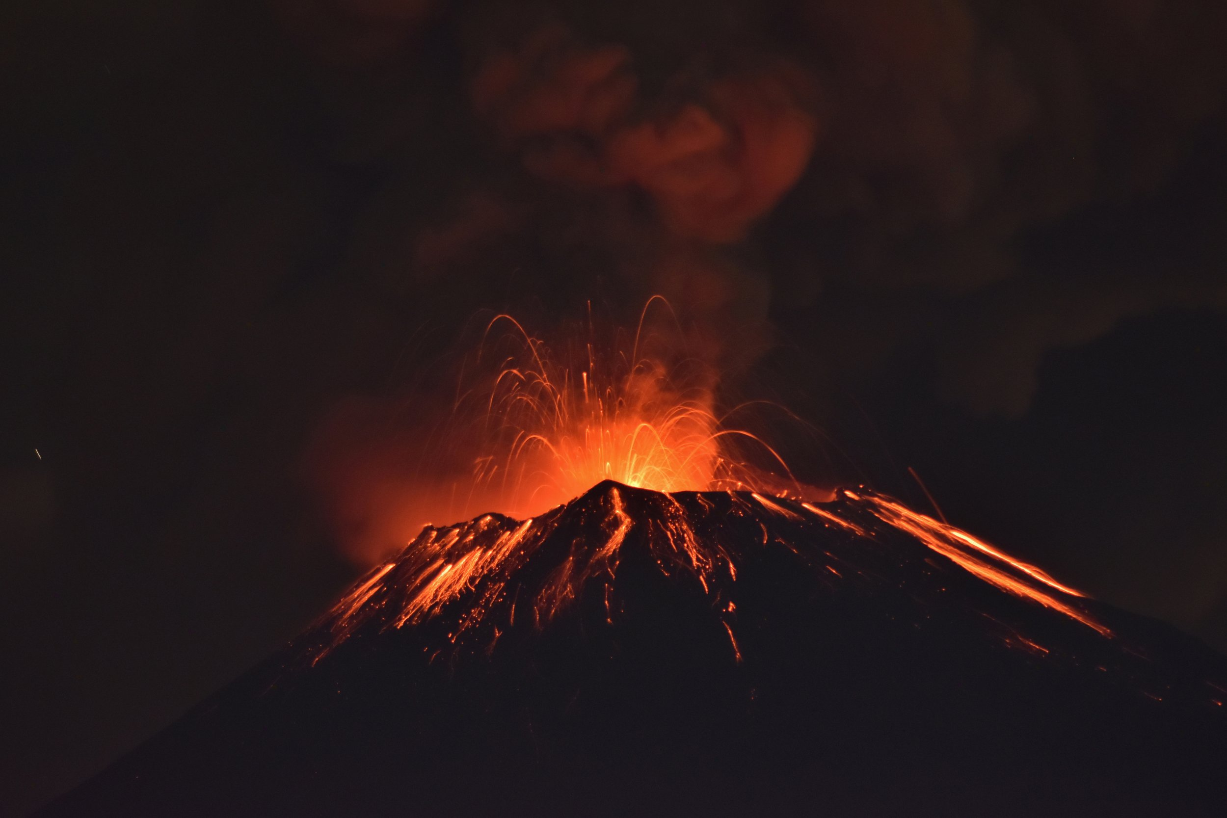Monstrous Volcano Eruption that Lasted a Millennium Covered